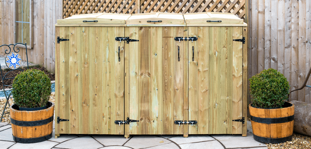 Mayfair triple unit