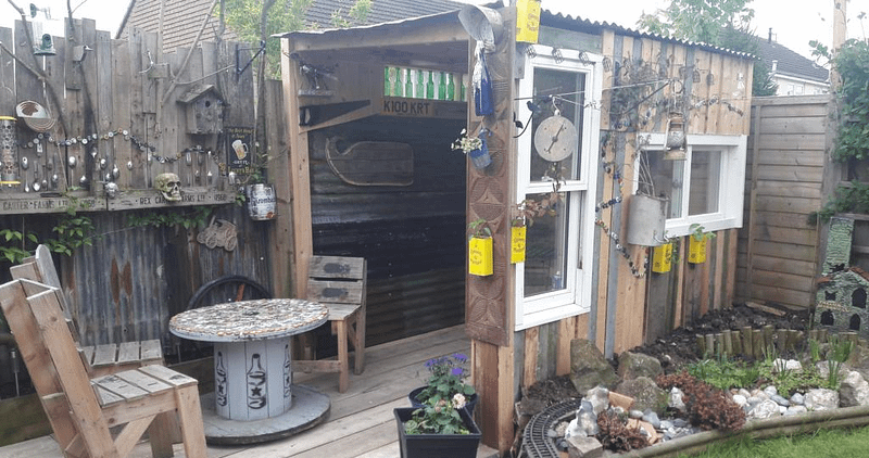 recycle shack