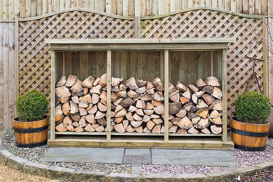 Mayfair Triple Log Store