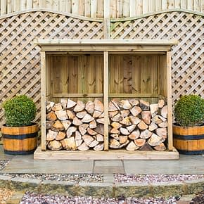 Mayfair Double Log Store