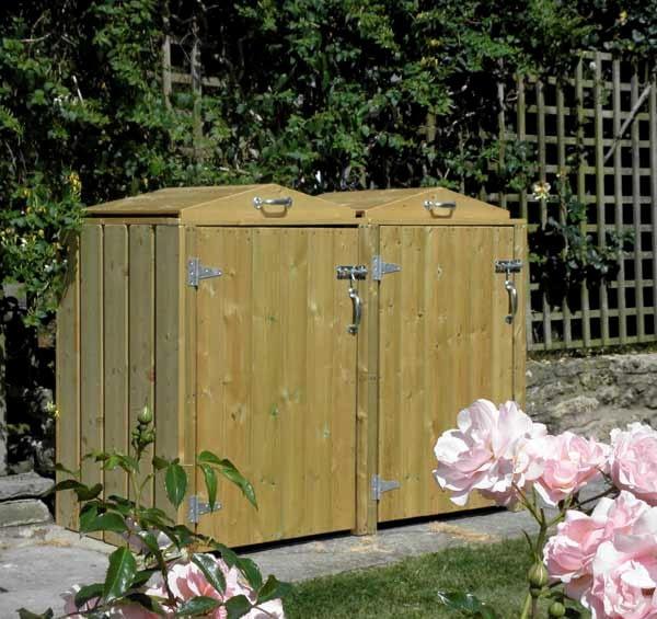 wooden storage maintenance