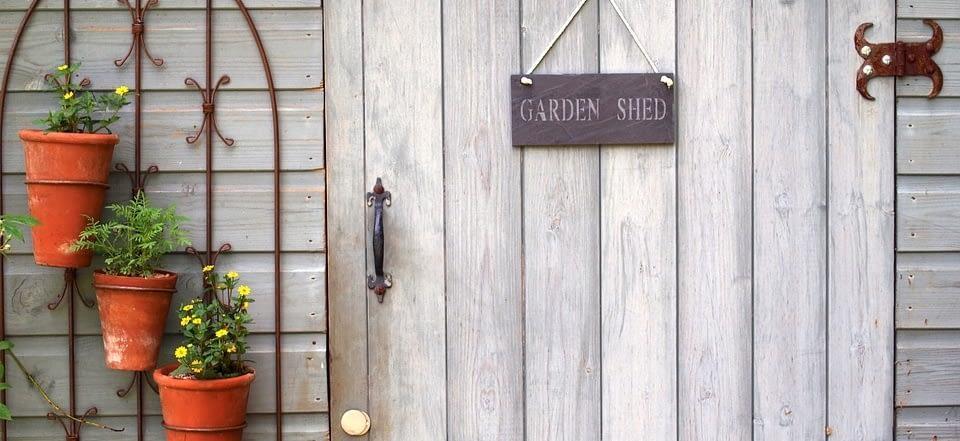 Garden Shed Essentials