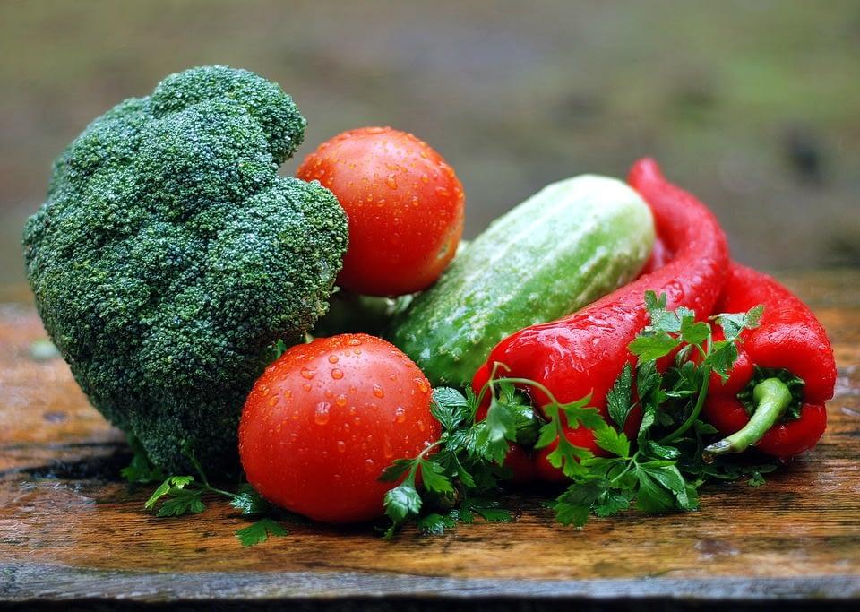 Giant Vegetables